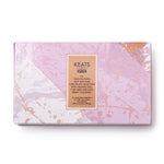Luxury Chia Seed and Fruit Chocolate selection, 8pcs - Keats Chocolatier