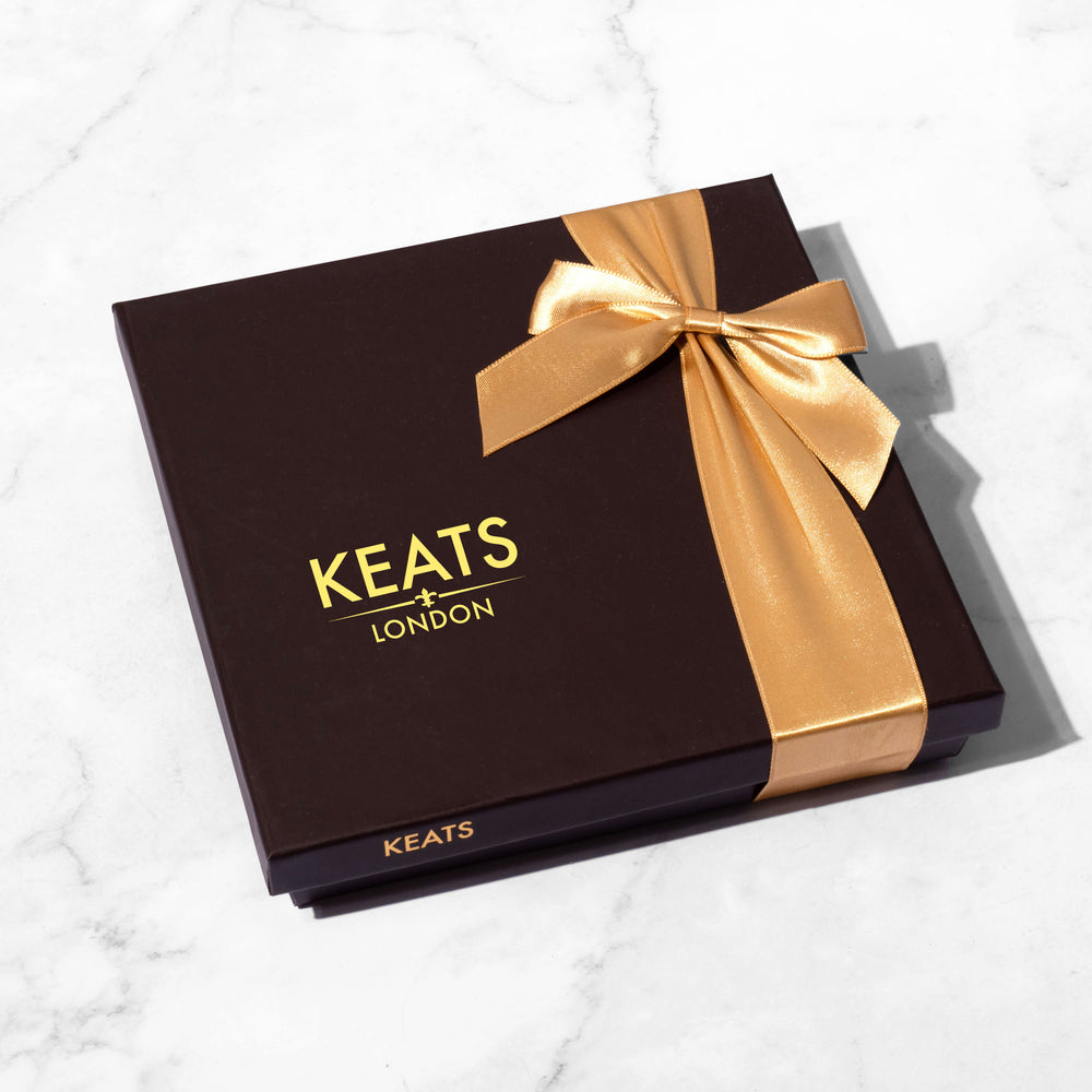 Original Chocolate Selection, Bow Box 16pcs - Keats Chocolatier