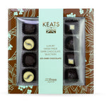 Keats Handmade Chocolate Selection, Dark - Keats Chocolatier London
