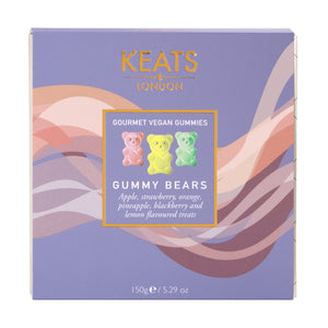 Load image into Gallery viewer, Gourmet Vegan Gummies - Bears - Keats Chocolatier