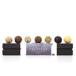 Keats Luxury 7 Truffle Selection, Handmade 7pcs Gift box 87g - Keats Chocolatier London