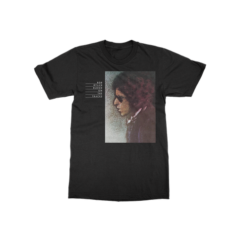 Blood on the Tracks Tee (Black)