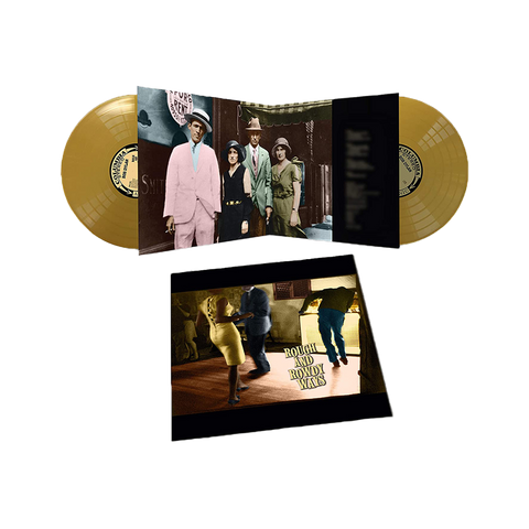 Rough and Rowdy Ways 2LP (Exclusive Yellow Colour Vinyl)