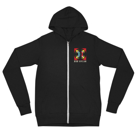 Rough and Rowdy Ways Zip Hoodie