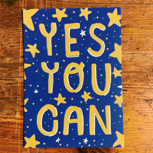 yes you can postcard