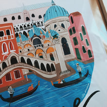 Load image into Gallery viewer, A4 Venice print