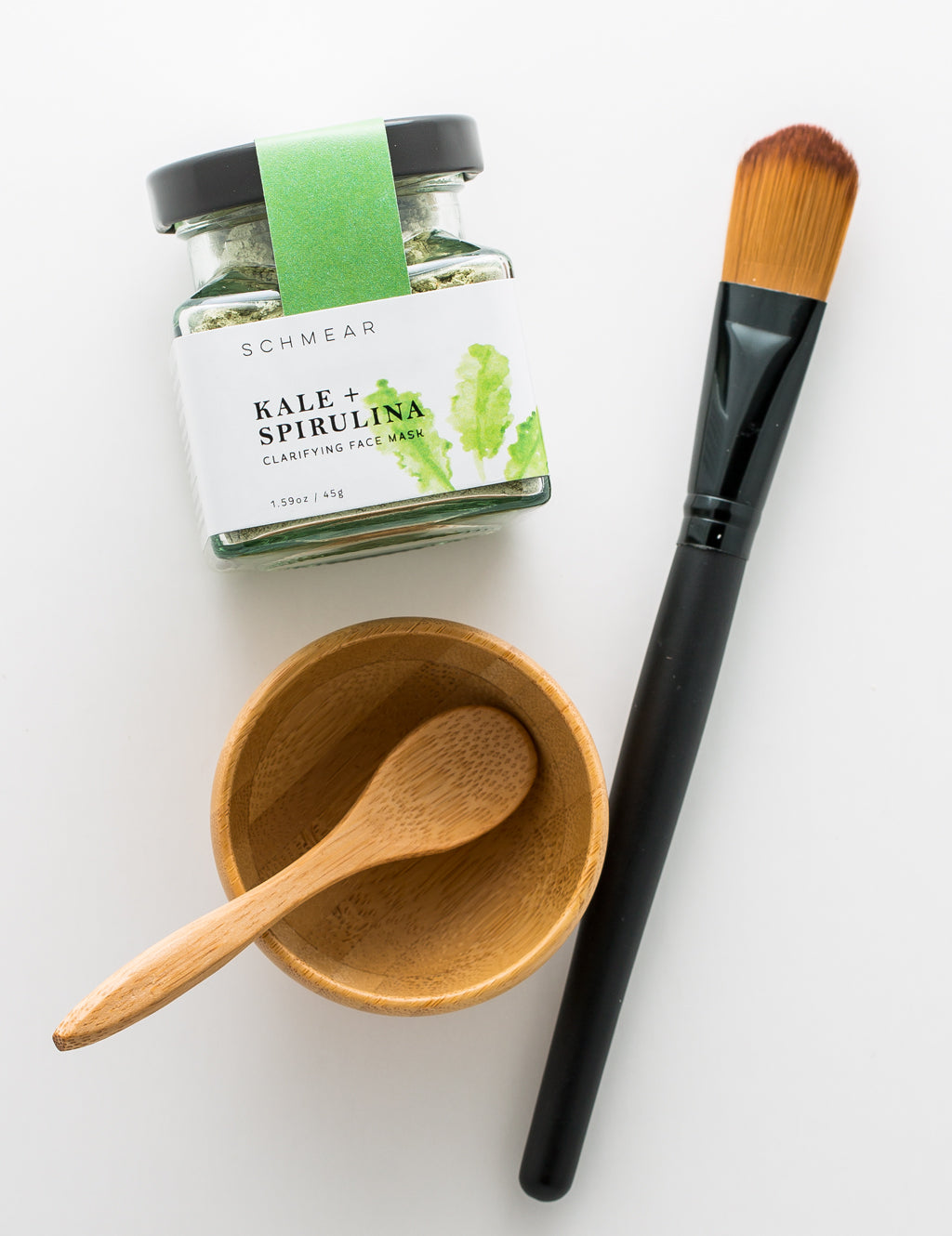 Detoxing Face Mask and Skin Tools