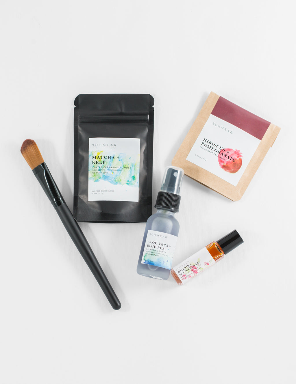 Vegan Natural Antioxidant Skincare Starter Kit