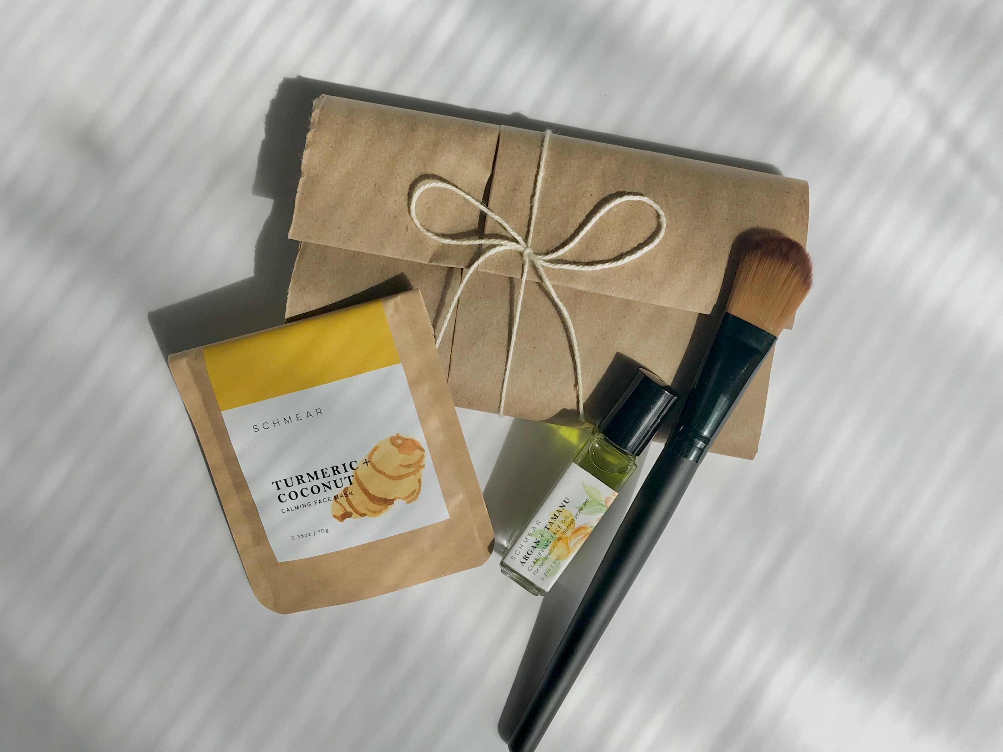 Clean Skincare Pamper Kit for Calming Skin