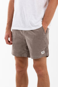 Men's Cord Local Short