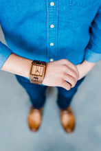 Load image into Gallery viewer, The Havana -  All Wood Watch