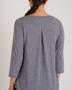 Asha 3/4 Sleeve Top