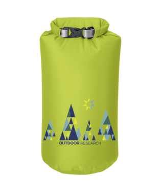 Graphic Dry Sack 10L Woodsy
