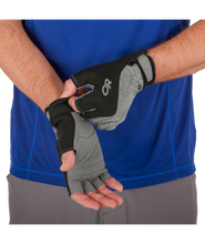 Load image into Gallery viewer, Upsurge Fingerless Paddle Gloves