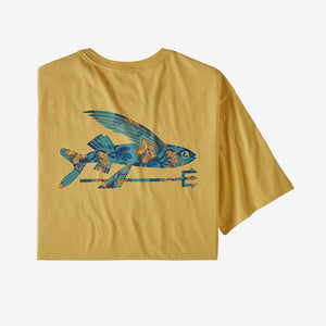 Men's Flying Fish Organic T-Shirt