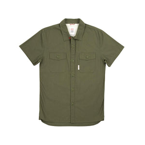 Mens S/S Field Shirt