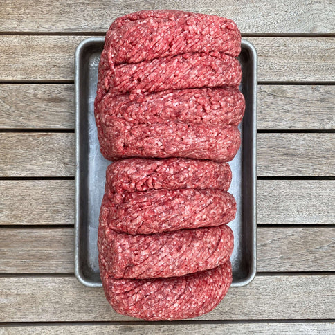 Grass-fed & finished Ground Beef