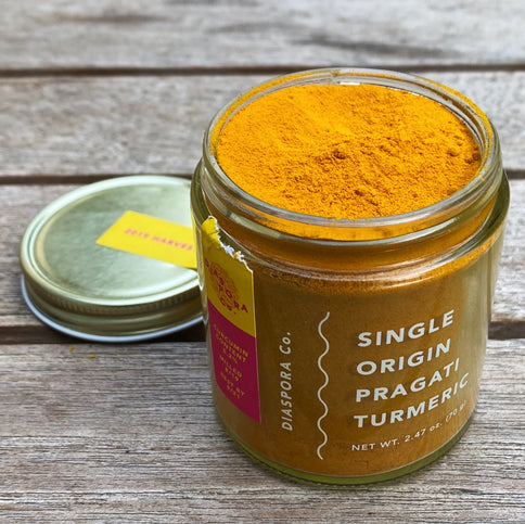 Diaspora Co. Single Origin Pragati Turmeric