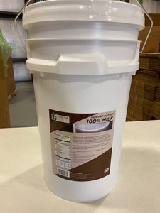 Non-Fat Instant 100% Milk | Large Bucket (400 Servings)
