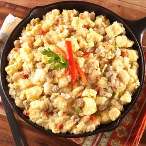 Texan Sunrise Skillet (2 Servings)