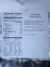 Load image into Gallery viewer, Freeze Dried Black Beans (20 Servings)