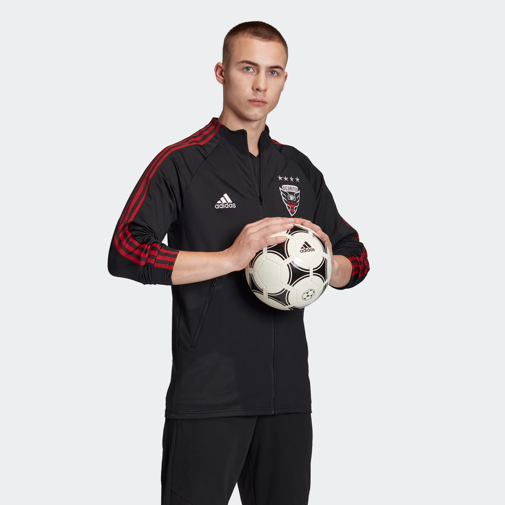 DC United Full Zip Jacket