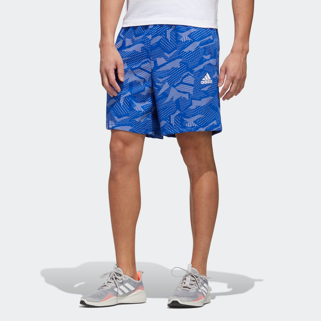 Mens Essentials AOP Shorts