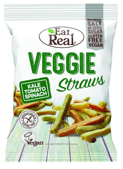 VEGGIE STRAWS WITH KALE 113 G