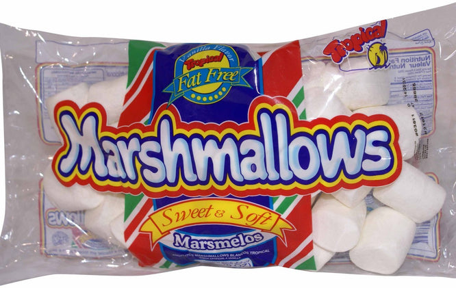 MARSHMALLOWS BLANCOS 255 G
