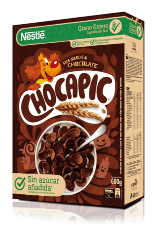 cereales de chocolate