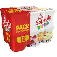 PACK YOGURT BATIDO SOPROLE 120 G