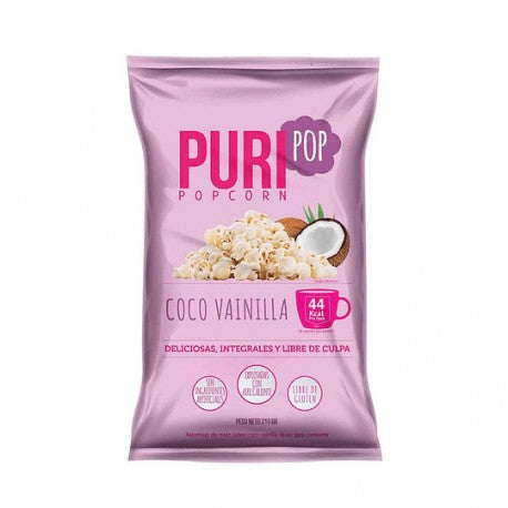 PURIPOP FAMILIAR DULCE COCO 210 G