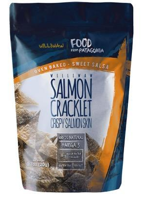 SALMON CRACKLET SWEET SALSA WILLIWAW 20 G