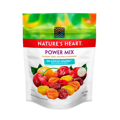POWER MIX 150 G NATURE´S HERAT