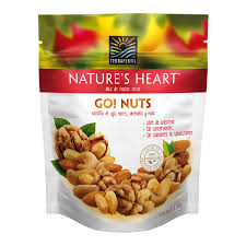 GO NUTS SOFTPACK 150 G NATURE HEART