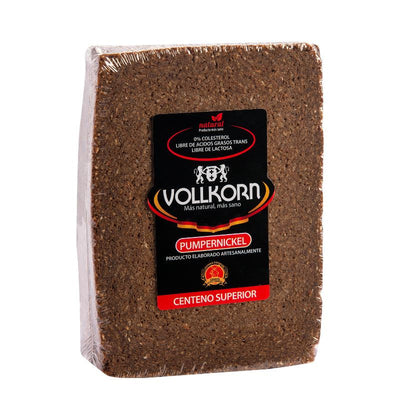 PUMPERNICKEL VOLLKORN 500G G