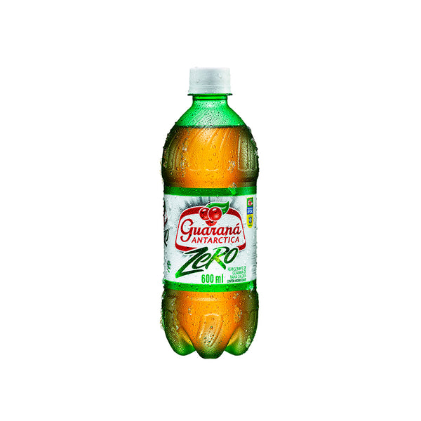 GUARANA ZERO PET 600 ML
