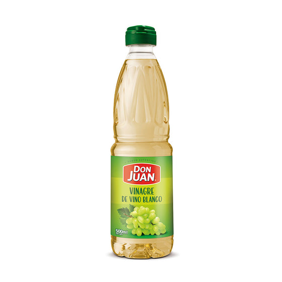 Vinagre blanco Don Juan 500ML