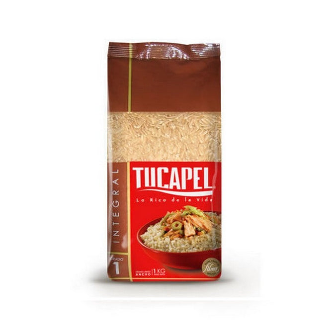arroz tucapel