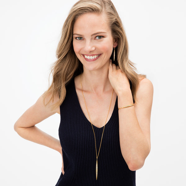 Contempo Ice Convertible Reversible Necklace
