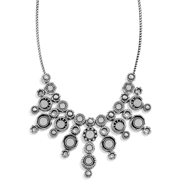 Halo Burst Collar Necklace