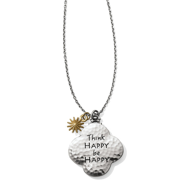 Stars For The Soul Happy Necklace