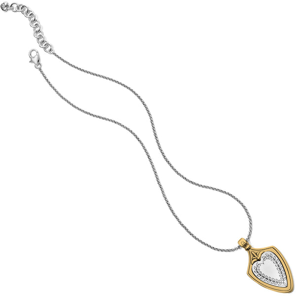 Médaille Crest Necklace