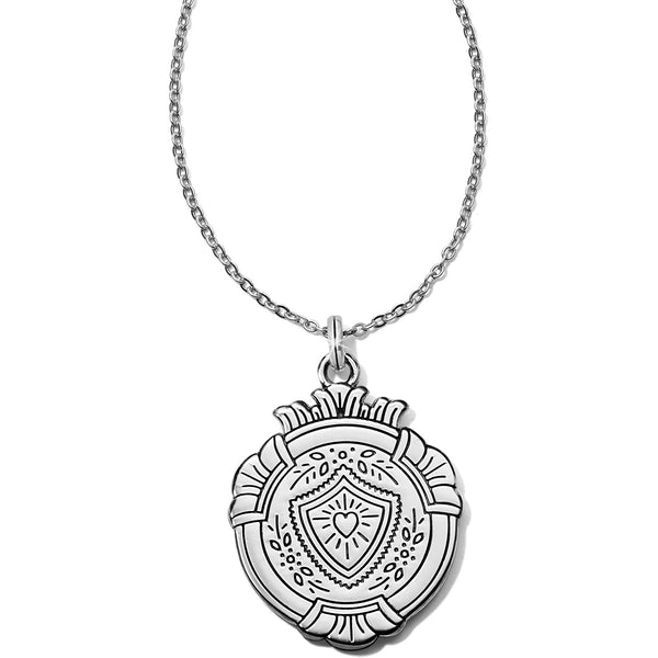 Médaille Medallion Necklace