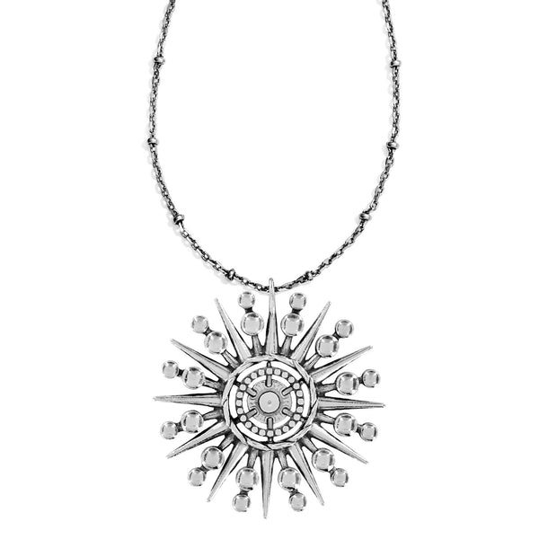 Halo Ice Radiate Necklace