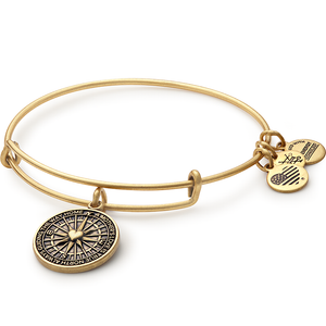 True Direction Charm Bangle