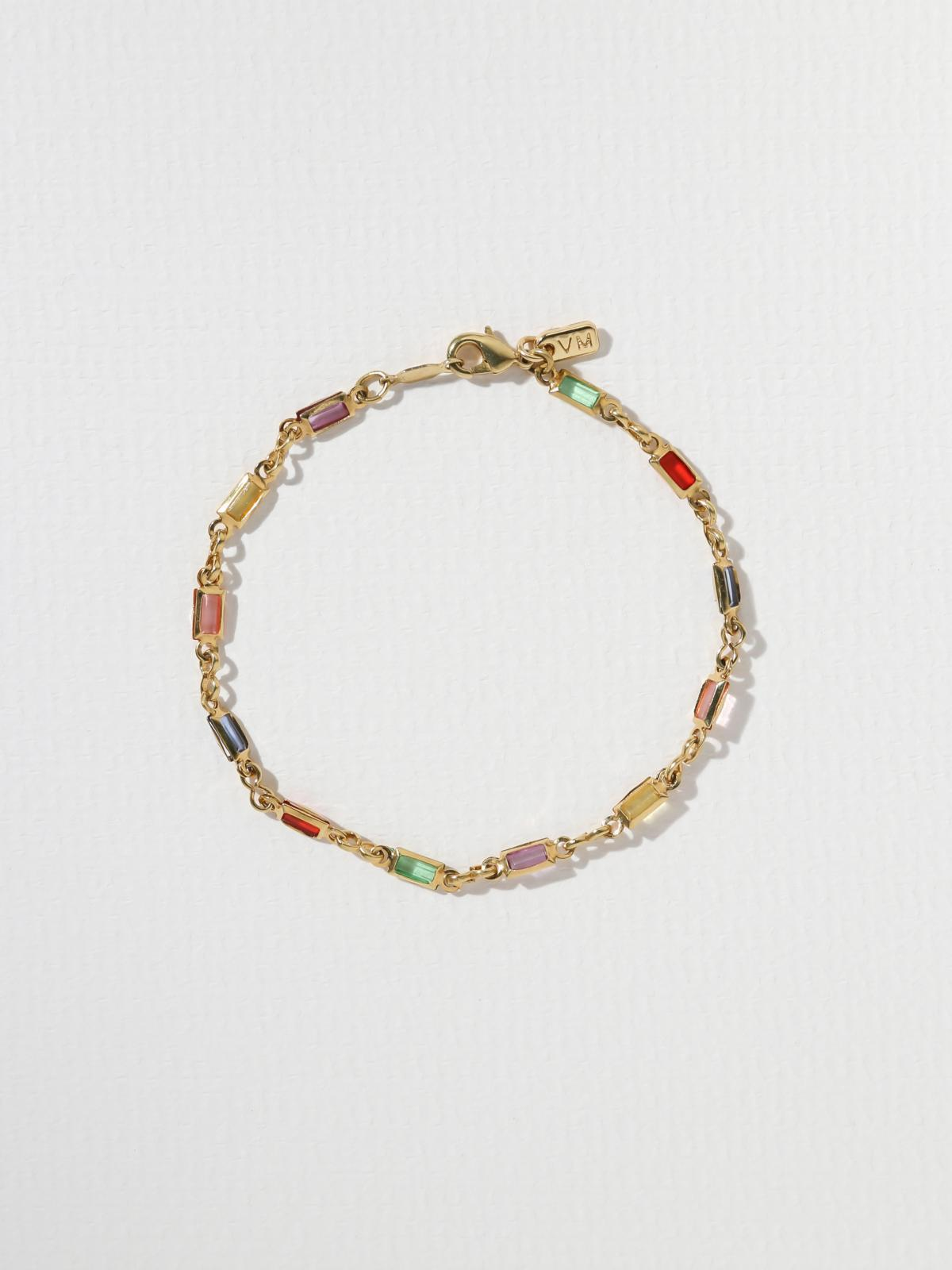The Divine Gemstone Bracelet