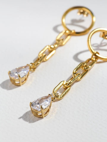 The Priscilla Earrings