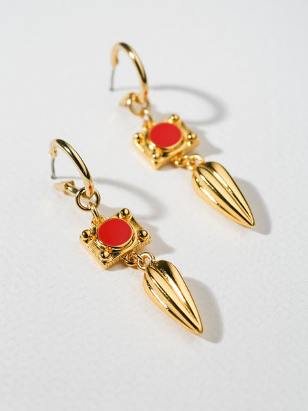 The Claudette Earrings