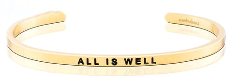 All is Well Bracelet